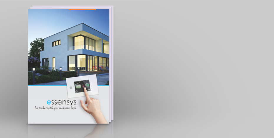 Brochure domotique Essensys