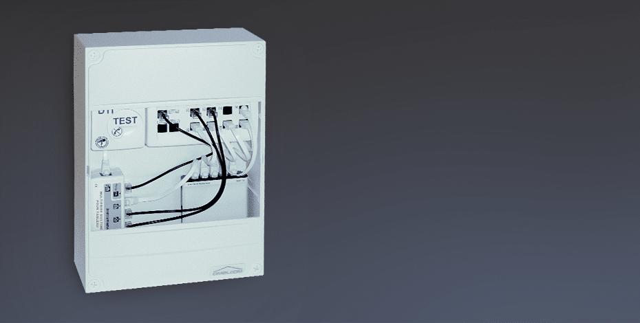 Tableau de communication Essensys maison connectée